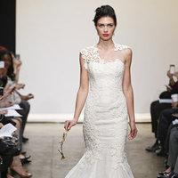 Wedding Dresses, One-Shoulder Wedding Dresses, Mermaid Wedding Dresses, Lace Wedding Dresses, Fashion, Glam Weddings, Modern Weddings, Ines di santo