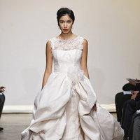Wedding Dresses, Illusion Neckline Wedding Dresses, Ball Gown Wedding Dresses, Lace Wedding Dresses, Fashion, Ines di santo