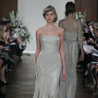 Wedding Dresses, Vintage Wedding Dresses, Hollywood Glam Wedding Dresses, Fashion, gray, silver, Glam Weddings, Vintage Weddings, Jenny packham, Art Deco Weddings