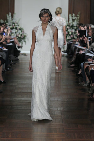 Wedding Dresses, Vintage Wedding Dresses, Hollywood Glam Wedding Dresses, Fashion, Glam Weddings, Vintage Weddings, V-neck Wedding Dresses, Jenny packham