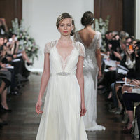 Wedding Dresses, Lace Wedding Dresses, Romantic Wedding Dresses, Vintage Wedding Dresses, Fashion, Vintage Weddings, V-neck Wedding Dresses, Jenny packham