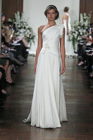 Wedding Dresses, One-Shoulder Wedding Dresses, Romantic Wedding Dresses, Beach Wedding Dresses, Fashion, Beach Weddings, Jenny packham