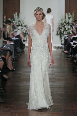 Wedding Dresses, Lace Wedding Dresses, Vintage Wedding Dresses, Fashion, Boho Chic Weddings, Vintage Weddings, V-neck Wedding Dresses, Jenny packham, Art Deco Weddings