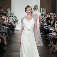 Wedding Dresses, Vintage Wedding Dresses, Fashion, Glam Weddings, Vintage Weddings, V-neck Wedding Dresses, Jenny packham, Art Deco Weddings