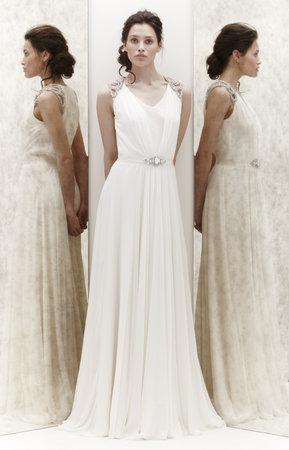 Wedding Dresses, Romantic Wedding Dresses, Vintage Wedding Dresses, Hollywood Glam Wedding Dresses, Fashion, Boho Chic Weddings, Glam Weddings, Vintage Weddings, V-neck Wedding Dresses, Jenny packham, Art Deco Weddings