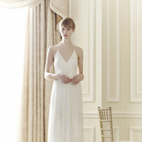 Wedding Dresses, Romantic Wedding Dresses, Beach Wedding Dresses, Fashion, ivory, Summer Weddings, Boho Chic Weddings, Garden Weddings, V-neck Wedding Dresses, Jenny packham