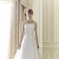 Wedding Dresses, Ball Gown Wedding Dresses, Romantic Wedding Dresses, Traditional Wedding Dresses, Fashion, white, Classic Weddings, Strapless Wedding Dresses, Jenny packham