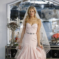Wedding Dresses, Sweetheart Wedding Dresses, A-line Wedding Dresses, Mermaid Wedding Dresses, Romantic Wedding Dresses, Fashion, pink, Spring Weddings, Modern Weddings, Watters
