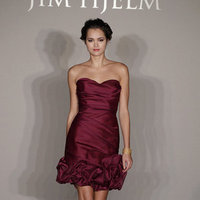 Bridesmaids Dresses, Wedding Dresses, Fashion, red, Jim hjelm