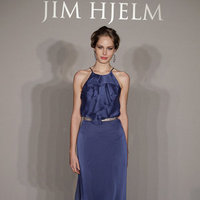 Bridesmaids Dresses, Wedding Dresses, Fashion, blue, Jim hjelm
