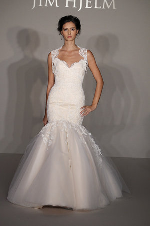 Wedding Dresses, Lace Wedding Dresses, Romantic Wedding Dresses, Fashion, Jim hjelm