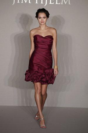 Bridesmaids Dresses, Wedding Dresses, Fashion, red, Jim hjelm