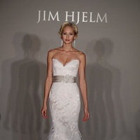 Wedding Dresses, Sweetheart Wedding Dresses, Fashion, white, Jim hjelm