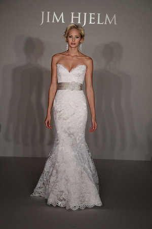 Wedding Dresses, Sweetheart Wedding Dresses, Fashion, white, Jim hjelm