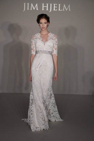Wedding Dresses, Lace Wedding Dresses, Fashion, Jim hjelm