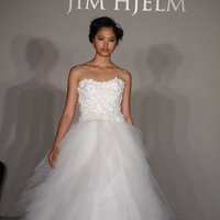 Wedding Dresses, Ball Gown Wedding Dresses, Romantic Wedding Dresses, Fashion, Jim hjelm