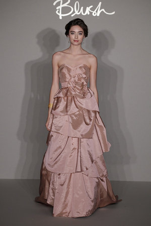 Wedding Dresses, Fashion, pink, Jim hjelm
