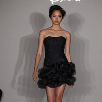 Wedding Dresses, Fashion, black, Jim hjelm