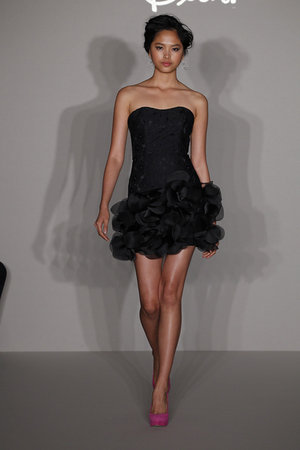 Wedding Dresses, Fashion, black, Jim hjelm