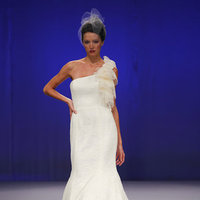 Wedding Dresses, One-Shoulder Wedding Dresses, Mermaid Wedding Dresses, Lace Wedding Dresses, Fashion, Modern Weddings, Junko yoshioka