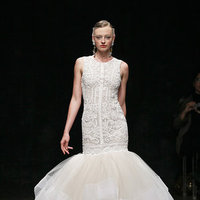 Wedding Dresses, Mermaid Wedding Dresses, Lace Wedding Dresses, Fashion, Modern Weddings, Lazaro