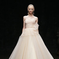 Wedding Dresses, Sweetheart Wedding Dresses, Ball Gown Wedding Dresses, Romantic Wedding Dresses, Fashion, pink, Spring Weddings, Lazaro