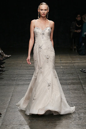 Wedding Dresses, Sweetheart Wedding Dresses, Mermaid Wedding Dresses, Hollywood Glam Wedding Dresses, Fashion, Glam Weddings, Lazaro, Art Deco Weddings