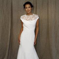 Wedding Dresses, Illusion Neckline Wedding Dresses, Lace Wedding Dresses, Rustic Vineyard Wedding Dresses, Fashion, Lela rose