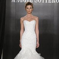 Wedding Dresses, Sweetheart Wedding Dresses, Mermaid Wedding Dresses, Ruffled Wedding Dresses, Lace Wedding Dresses, Romantic Wedding Dresses, Fashion, Maggie Sottero