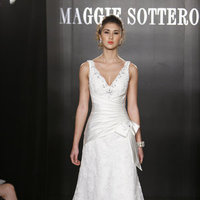 Wedding Dresses, Lace Wedding Dresses, Fashion, V-neck Wedding Dresses, Maggie Sottero