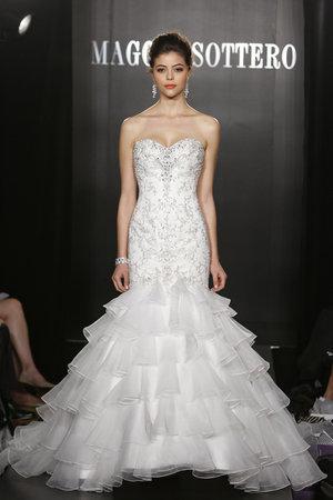 Wedding Dresses, Sweetheart Wedding Dresses, Mermaid Wedding Dresses, Ruffled Wedding Dresses, Hollywood Glam Wedding Dresses, Fashion, Glam Weddings, Maggie Sottero