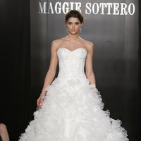 Wedding Dresses, Sweetheart Wedding Dresses, Ball Gown Wedding Dresses, Ruffled Wedding Dresses, Traditional Wedding Dresses, Fashion, Classic Weddings, Maggie Sottero
