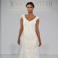 Wedding Dresses, Lace Wedding Dresses, Romantic Wedding Dresses, Fashion, Spring Weddings, Garden Weddings, V-neck Wedding Dresses, Maggie Sottero