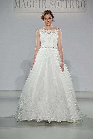 Wedding Dresses, Illusion Neckline Wedding Dresses, Ball Gown Wedding Dresses, Lace Wedding Dresses, Romantic Wedding Dresses, Vintage Wedding Dresses, Traditional Wedding Dresses, Fashion, Classic Weddings, Maggie Sottero