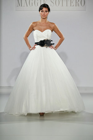 Wedding Dresses, Sweetheart Wedding Dresses, Ball Gown Wedding Dresses, Romantic Wedding Dresses, Fashion, black, Modern Weddings, Maggie Sottero