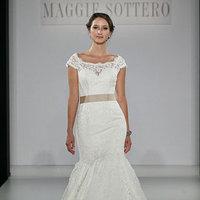 Wedding Dresses, Illusion Neckline Wedding Dresses, Mermaid Wedding Dresses, Lace Wedding Dresses, Romantic Wedding Dresses, Fashion, Maggie Sottero