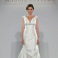 Wedding Dresses, Mermaid Wedding Dresses, Hollywood Glam Wedding Dresses, Fashion, Glam Weddings, Modern Weddings, V-neck Wedding Dresses, Maggie Sottero