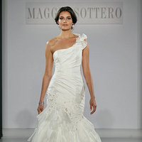 Wedding Dresses, One-Shoulder Wedding Dresses, Mermaid Wedding Dresses, Hollywood Glam Wedding Dresses, Fashion, Glam Weddings, Modern Weddings, Maggie Sottero