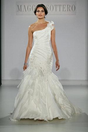 Wedding Dresses, One-Shoulder Wedding Dresses, Mermaid Wedding Dresses, Hollywood Glam Wedding Dresses, Fashion, Glam Weddings, Modern Weddings, Maggie Sottero