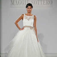 Wedding Dresses, Illusion Neckline Wedding Dresses, Ball Gown Wedding Dresses, Lace Wedding Dresses, Romantic Wedding Dresses, Fashion, Maggie Sottero