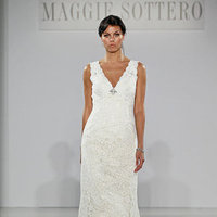 Wedding Dresses, Lace Wedding Dresses, Romantic Wedding Dresses, Fashion, V-neck Wedding Dresses, Maggie Sottero