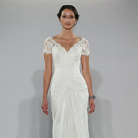 Wedding Dresses, Lace Wedding Dresses, Romantic Wedding Dresses, Fashion, Spring Weddings, Garden Weddings, V-neck Wedding Dresses, Maggie Sottero, Wedding Dresses with Sleeves
