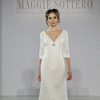 Wedding Dresses, Lace Wedding Dresses, Romantic Wedding Dresses, Fashion, Boho Chic Weddings, Garden Weddings, V-neck Wedding Dresses, Maggie Sottero, Wedding Dresses with Sleeves
