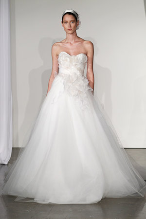 Wedding Dresses, Sweetheart Wedding Dresses, A-line Wedding Dresses, Romantic Wedding Dresses, Fashion, Marchesa
