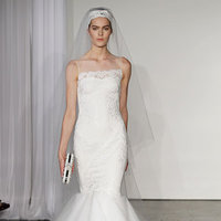 Wedding Dresses, Illusion Neckline Wedding Dresses, Mermaid Wedding Dresses, Lace Wedding Dresses, Romantic Wedding Dresses, Fashion, Spring Weddings, Marchesa