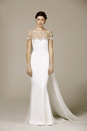 Wedding Dresses, Romantic Wedding Dresses, Hollywood Glam Wedding Dresses, Fashion, Boho Chic Weddings, Glam Weddings, Marchesa, Bateau Wedding Dresses, Beaded Wedding Dresses