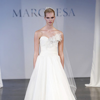 Wedding Dresses, Sweetheart Wedding Dresses, A-line Wedding Dresses, Romantic Wedding Dresses, Fashion, white, Marchesa