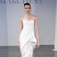 Wedding Dresses, Sweetheart Wedding Dresses, Mermaid Wedding Dresses, Romantic Wedding Dresses, Hollywood Glam Wedding Dresses, Fashion, white, Modern Weddings, Marchesa