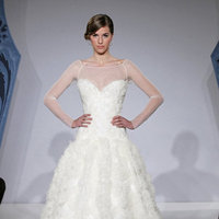 Wedding Dresses, Sweetheart Wedding Dresses, A-line Wedding Dresses, Fashion, sleeved wedding dresses