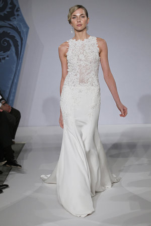 Wedding Dresses, A-line Wedding Dresses, Lace Wedding Dresses, Fashion, halter wedding dresses